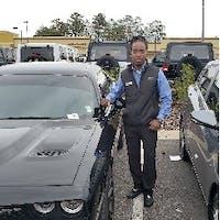 Desmond Gray at Hendrick Chrysler Dodge Jeep RAM Hoover