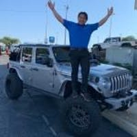Jaime Francisco at Hendrick Chrysler Dodge Jeep RAM Hoover