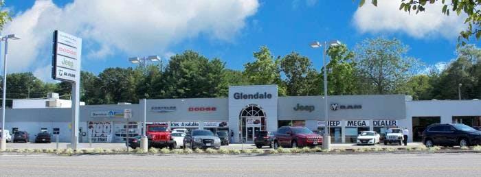 Glendale Chrysler Jeep Dodge Ram, St. Louis, MO, 63122