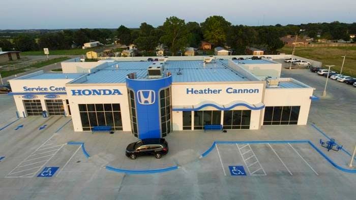 Heather Cannon Honda, Ponca City, OK, 74601