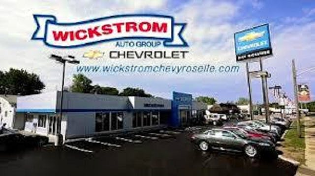Dick Wickstrom Chevrolet, Roselle, IL, 60172