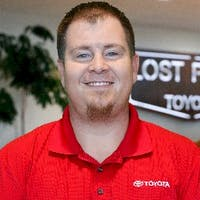 Walker Nelson at Lost Pines Toyota - Service Center