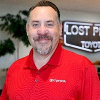 Jimmy Voigt at Lost Pines Toyota