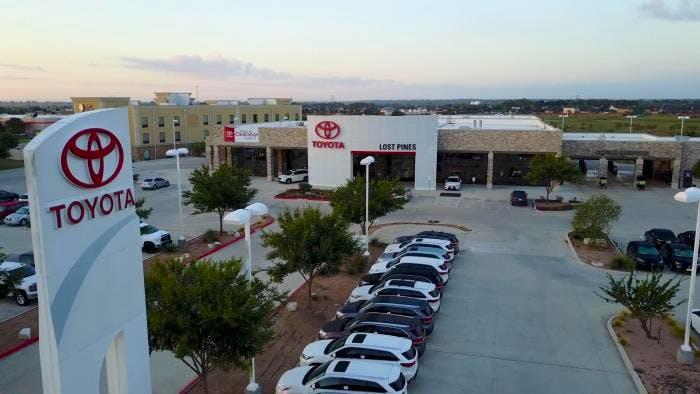 Lost Pines Toyota, Bastrop, TX, 78602
