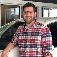 Sam Helm at Mike Juneau's Brookfield Buick GMC