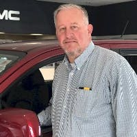 Randy Tennies at Mike Juneau's Brookfield Buick GMC