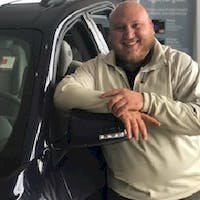 Eric Lundquist at Mike Juneau's Brookfield Buick GMC