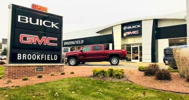 Mike Juneau's Brookfield Buick GMC, Brookfield, WI, 53005