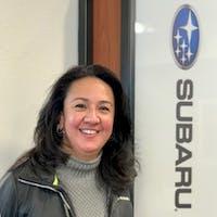 Pamela Razo at Garcia Subaru North
