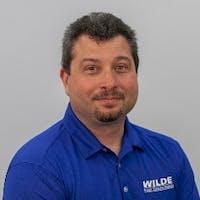 Tony De Petro at Wilde East Towne Honda
