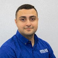 Jamil Abdel at Wilde East Towne Honda