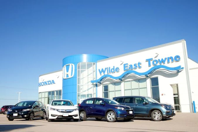 Wilde East Towne Honda, Madison, WI, 53718