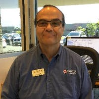 Leonard Navarro at Garcia INFINITI - Service Center