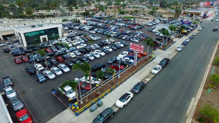 East County Pre-Owned Superstore, El Cajon, CA, 92020