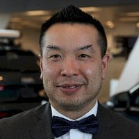 Ben Hoang at Audi Kitchener-Waterloo