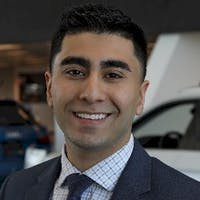 Rashid Ghaosi at Audi Kitchener-Waterloo