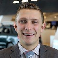 Jeremiah Gojmerac at Audi Kitchener-Waterloo