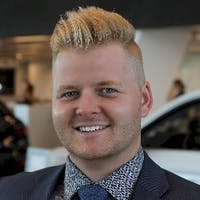 Taylor Moffitt at Audi Kitchener-Waterloo