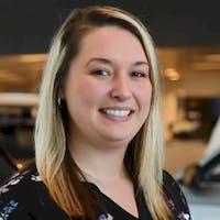 Nicole  Ottmann at Audi Kitchener-Waterloo