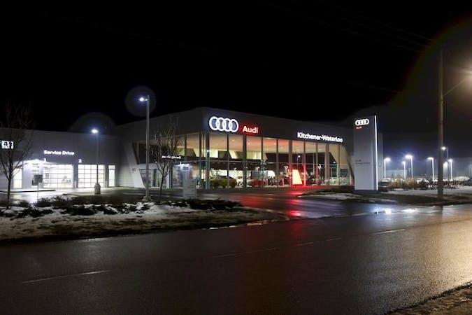 Audi Kitchener-Waterloo, Kitchener, ON, N2B 3X4