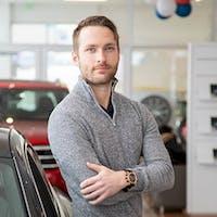 Ched Lersch at Joe Machens Volkswagen