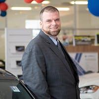 Jeremy Bealmer at Joe Machens Volkswagen