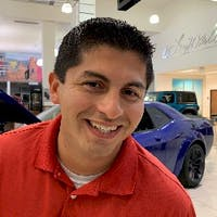 Frankie Pena at Larry H. Miller Chrysler Jeep Dodge Ram Surprise