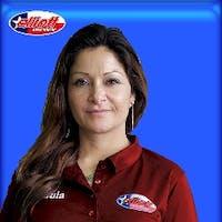 Paula Trejo at Elliott Auto Group