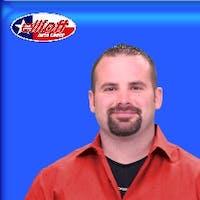 Justin Finney at Elliott Auto Group