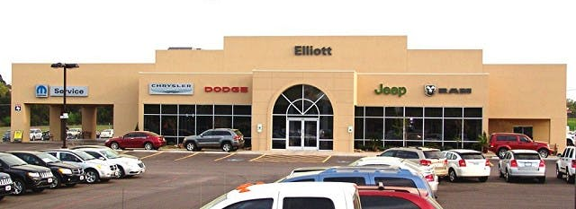 Elliott Auto Group, Mount Pleasant, TX, 75455