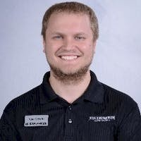 Tyler Schultz at Klaben Ford Lincoln - Service Center