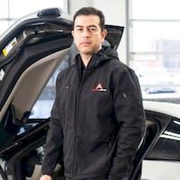 Jahanzab Shahid at Atlanta Autos