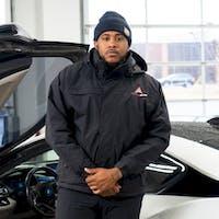 Andrew Walker at Atlanta Autos