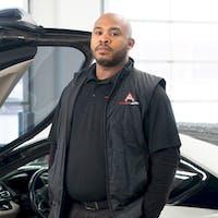 Chauncey Kuykendall at Atlanta Autos