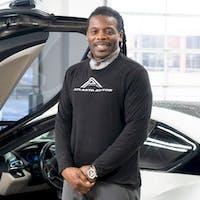 John Moore at Atlanta Autos