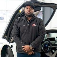 Terry Payne at Atlanta Autos