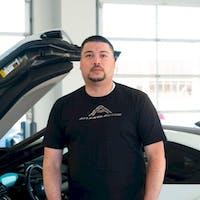 Mike DeJesus at Atlanta Autos