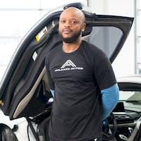 Abdul Oke at Atlanta Autos