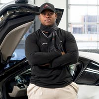 Leroy Cobb at Atlanta Autos