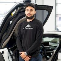 Michael Maximos at Atlanta Autos