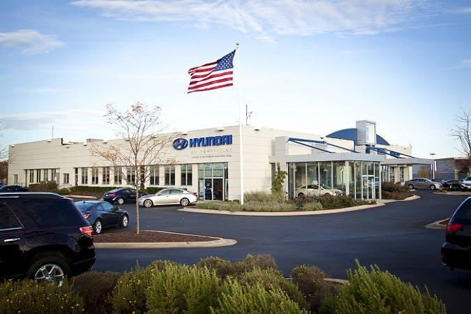 Hyundai on Perryville, Rockford, IL, 61107