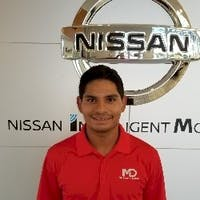 Mark  Brennon at McLarty Daniel Nissan