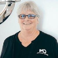 Judy Warner at McLarty Daniel Nissan