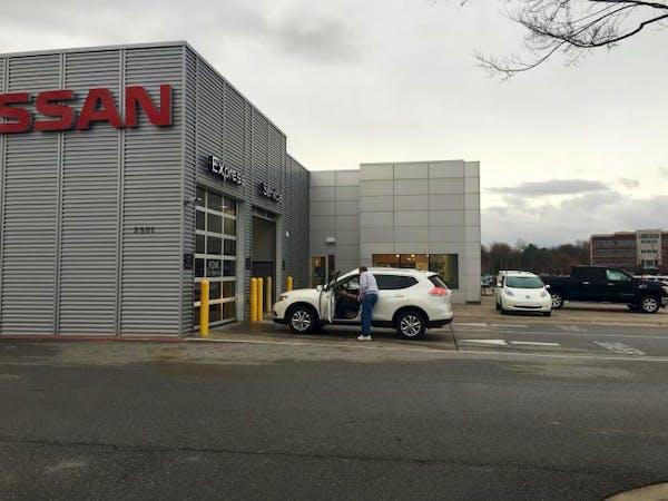 Mclarty Daniel Nissan >> Mclarty Daniel Nissan Service Center Nissan Service