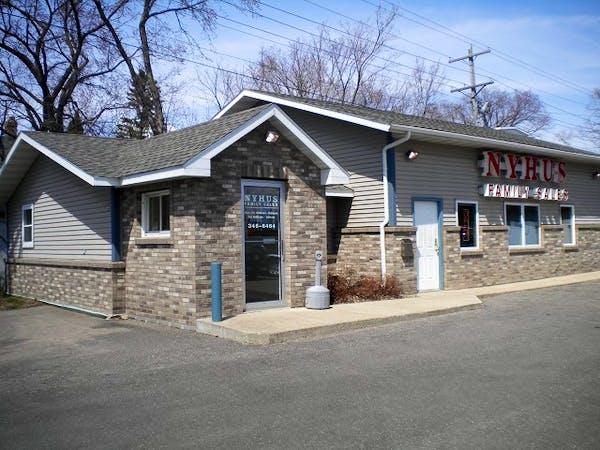 Nyhus Family Sales, Perham, MN, 56573