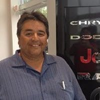 Sergio Munevar at Newnan Peachtree Chrysler Dodge Jeep Ram