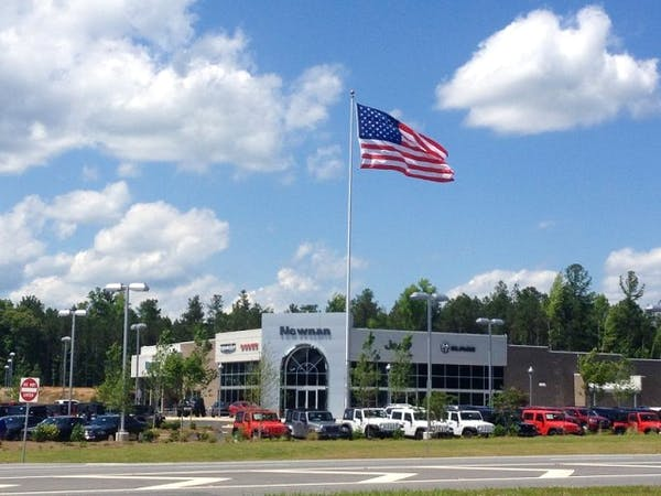 Newnan Peachtree Chrysler Dodge Jeep Ram, Newnan, GA, 30265