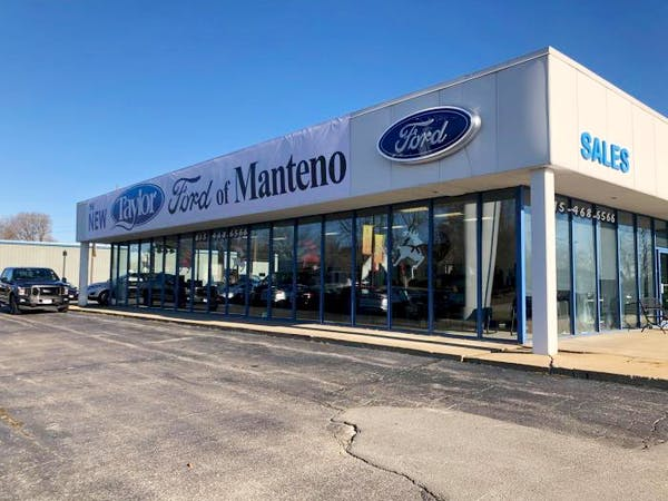 Taylor Ford of Manteno, Manteno, IL, 60950
