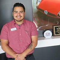 Gilberto Martinez-Moreira at Larry H. Miller Alfa Romeo and FIAT Tucson