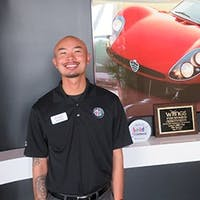 Jason Seng at Larry H. Miller Alfa Romeo and FIAT Tucson